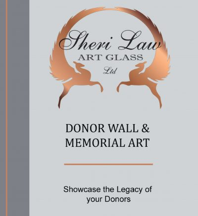 Donor Wall and Memorial Art Brochure