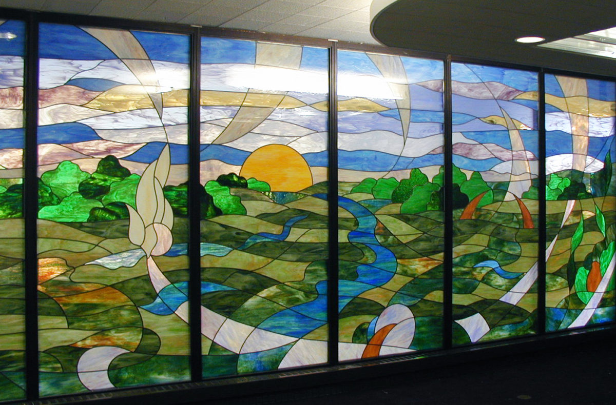 Sheri Law Stained Glass | Orland Park, Illinois