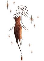 Sheri Law Art Glass Logo